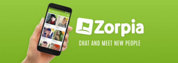 Zorpia Sign up