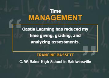 Castle Learning Registration