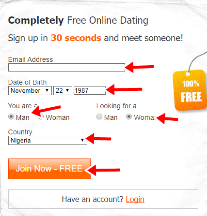 What is a completely free dating site