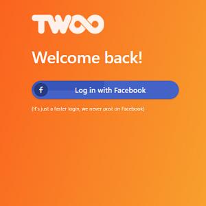 Login www twoo be Twoo