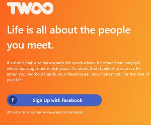 Twoo.com Login