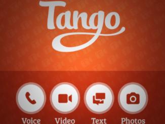 Tango Login