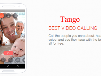 Tango dating chat