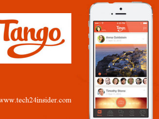 Tango Sign Up