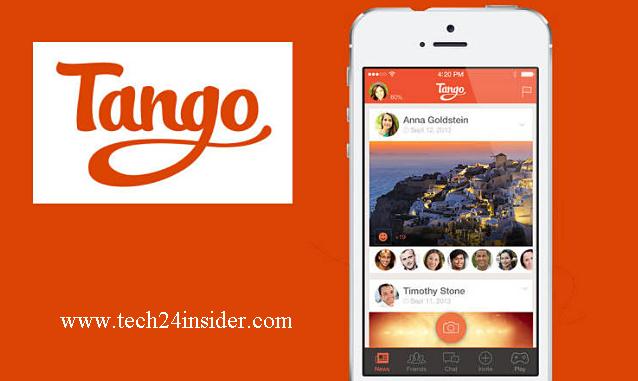 Tango Sign Up