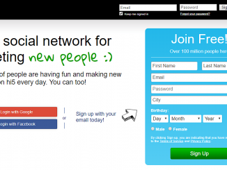 Hi5.com Dating - Download Hi5 App | Hi5 Sign Up | Hi5 Login Steps