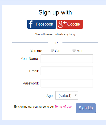 Chatblink.com - Chatblink Login - Chatblink Sign up - Chatblink Dating