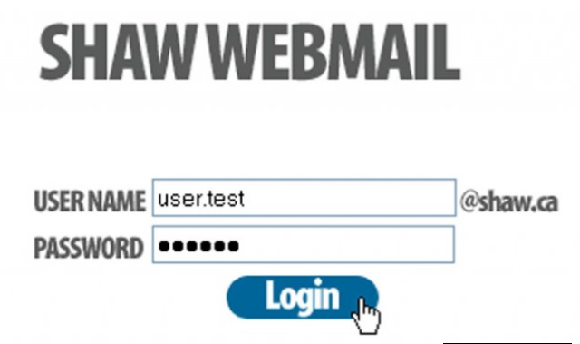 webmail.shaw.ca - Sign in to access your Shaw email - shaw webmail sign up