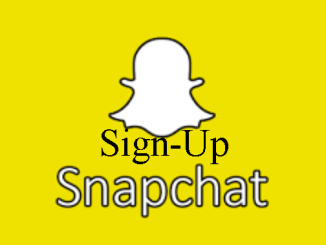 Snapchat Registration - Sign up Snapchat - Create Snapchat Account