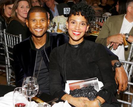 Usher Listed Sunset Strip Crib Days Before Split