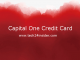 Capital One Quicksilver Credit Card Account Login
