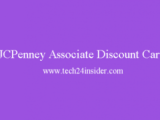 JCPenney Associate Discount Card Activation - JCPenney Associate card