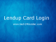Lendup.com/Card – Lendup Login – Lendup Card Login