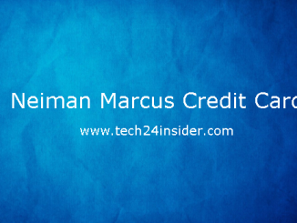 Neiman Marcus Credit Card Login