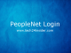 PeopleNet Fleet Manager Login - PeopleNet Login - www.pfmlogin.com