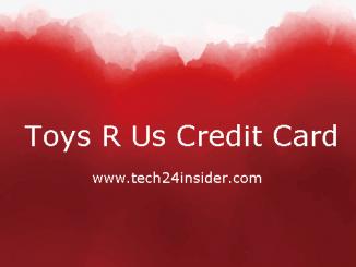 Toys R Us Credit Card Account - Toys R Us Credit Card Login