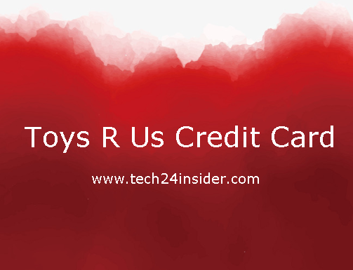 Toys R Us Credit Card Account - Toys R Us Credit Card Login