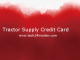 Tractor Supply Credit Card Login - Tractor Supply Credit Card Account