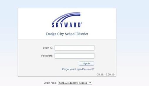 usd 443 skyward login