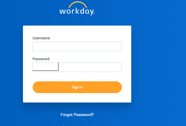 workday servicemaster login