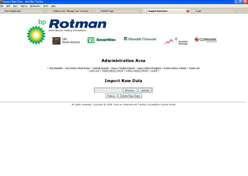 R-World Login - Rotman Web Portal Account - Rotman Login