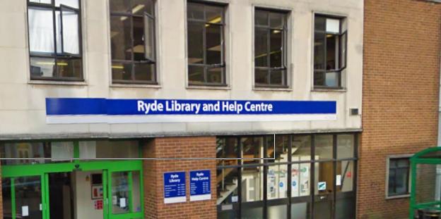 Ryde Library Login