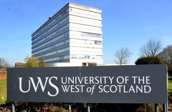 University of the West of Scotland Login - UWS Login