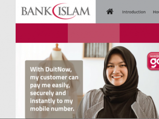 Bank Islam login