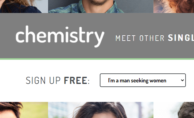Chemistry.com Dating Account Registration