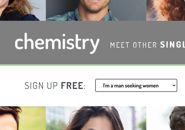 Chemistry.com Dating Account Registration