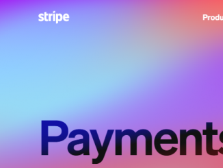 Stripe Account Registration