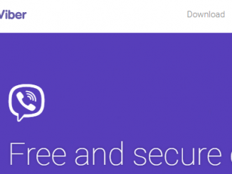 Viber Account Registration