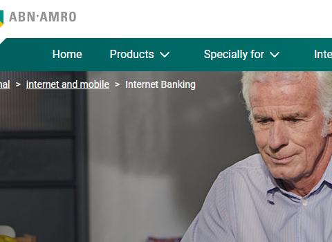 ABN AMRO Bank Online Banking