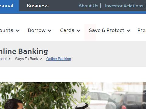 Ahli Bank Online Banking