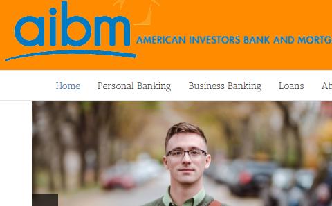 American Investors Bank Login