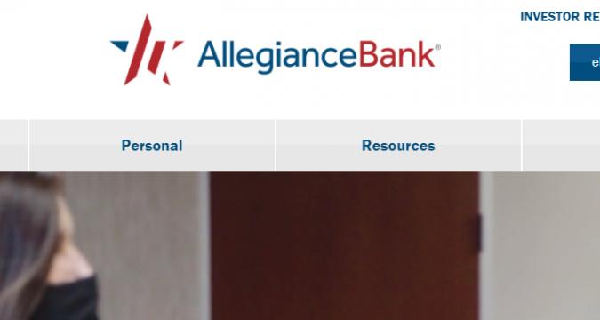 www.allegiancebank.com