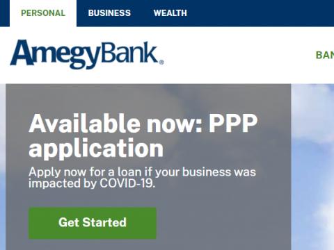Amegy Bank Online Banking Login
